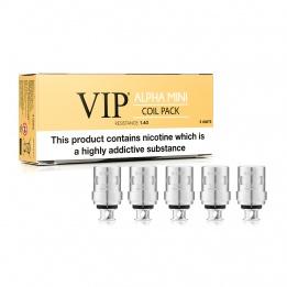 VIP Alpha Mini Coils