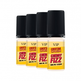 Cherry Fizz Cocktail Crush E-Liquid (4 Pack)