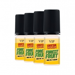 Forest Fruit Cocktail Crush E-Liquid (4 Pack)