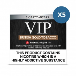 5 x British Gold Exclusive Refills