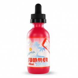Dinner Lady - Strawberry Bikini 50ml Short Fill