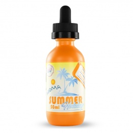 Dinner Lady - Sun Tan Mango 50ml Short Fill