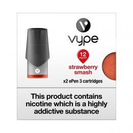 Vype ePen 3 Cap Strawberry