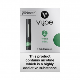 Vype iSwitch Cartridge Fresh Mint