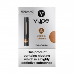 Vype iSwitch Cartridge Virginia Tobacco