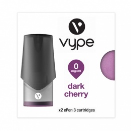 Vype ePen 3 Cartridges Dark Cherry