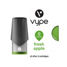 Vype ePen 3 Cartridges Fresh Apple