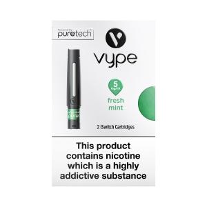 Vype Cartomizers   E Cig Refills   VIP Electronic Cigarette
