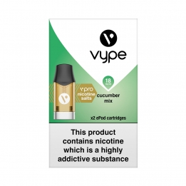Vype ePod Cartridges vPro Cucumber