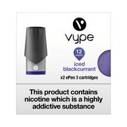 Vype ePen 3 Cap Iced Blackcurrant