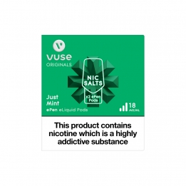 Vuse ePen Pods Nic Salts Just Mint