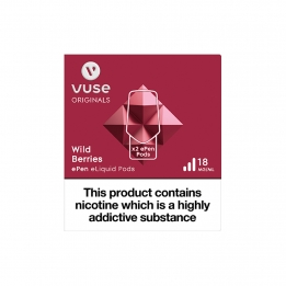 Vuse ePen Pods Wild Berry