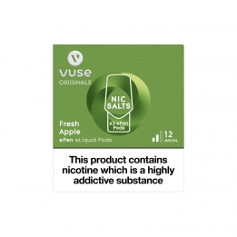 Vuse ePen Pods Nic Salts Fresh Apple